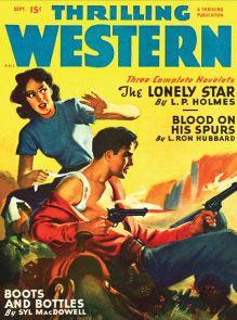 Hubbard Thrilling Western