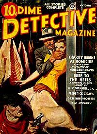 Norbert Davis cover